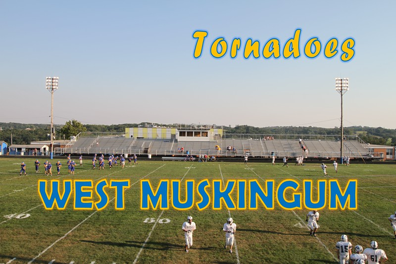 West Muskingum High School is Located in Ohio and Home to the West Muskingum Tornadoes