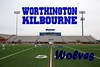 Worthington Kilbourne High School is Located in Worthington, Ohio, a Suburb of Columbus and is Home to the Wilbourne Kilbourne Wolves (Saturday, March 25, 2017)