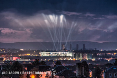 Celtic Park - Commonwealth Games Opening 2014