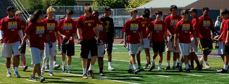 2014 M-A Football 7x7 @ Sequoia