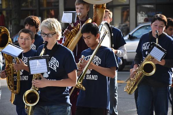2015 Varsity Homecoming Parade