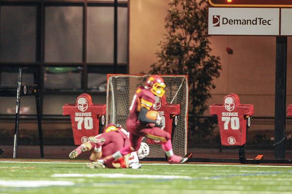 Highlights MA Bears Varsity Football vs. Burlingame 2012-10-12