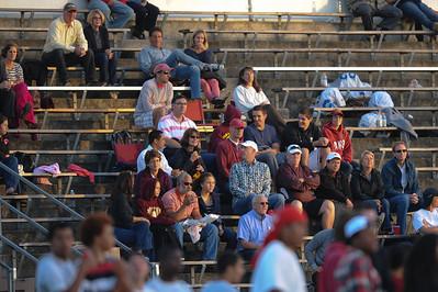 Menlo Atherton High School vs. Encinal Jets Varsity Football, Scrimmage, 2012-08-18
