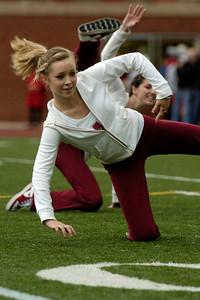 Menlo Atherton Bears Dance Team 2010-10-23
