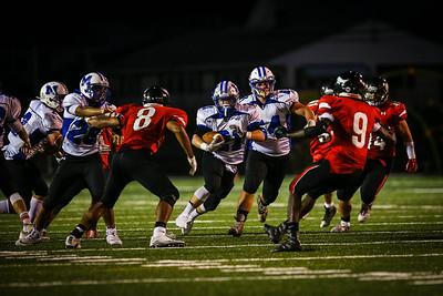 Middletown vs Rogers Football 9.7.18