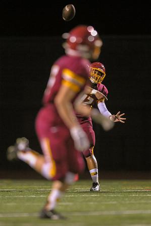 Riordan vs. M-A Varsity Football 2015-09-18