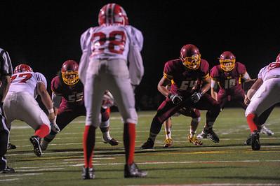 Menlo-Atherton Varsity Football vs. San Benito, 2015-11-20