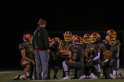 Menlo Atherton Varsity Football vs. Terra Nova High School, 2016-09-30.