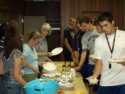 2010 Webster S team dinner 036