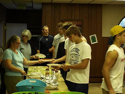2010 Webster S team dinner 030