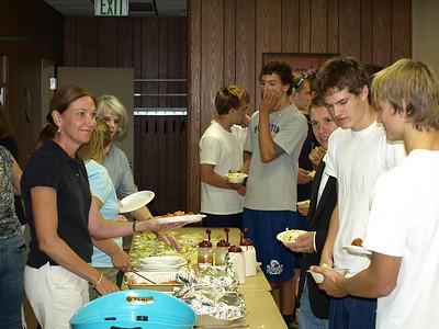 2010 Webster S team dinner 034