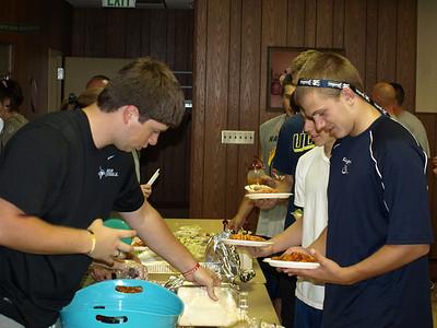 2010 Webster S team dinner 039