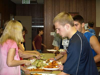 2010 Fairport Team Dinner 058