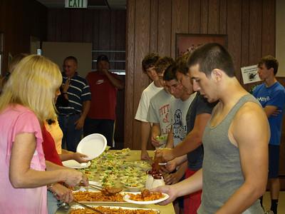 2010 Fairport Team Dinner 048