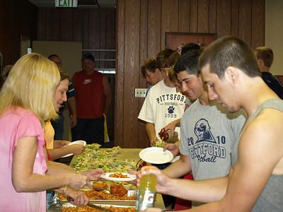 2010 Fairport Team Dinner 050