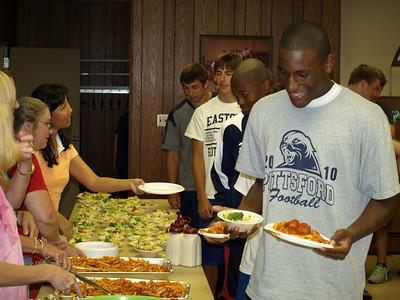 2010 Fairport Team Dinner 040