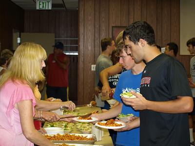 2010 Fairport Team Dinner 056
