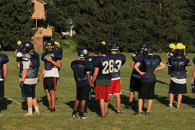 2012 Varsity Practices and Camps