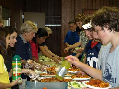 2010 JV - Freshman Team Dinner 026