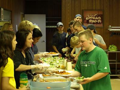 2010 JV - Freshman Team Dinner 021