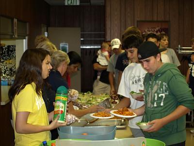 2010 JV - Freshman Team Dinner 025