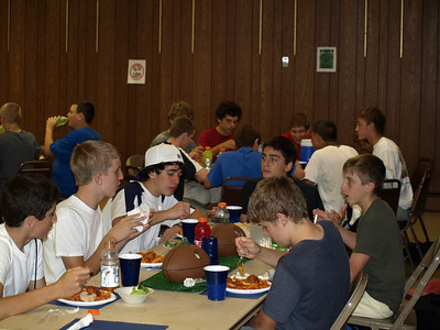 2010 JV - Freshman Team Dinner 029