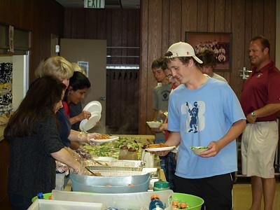 2010 JV - Freshman Team Dinner 020