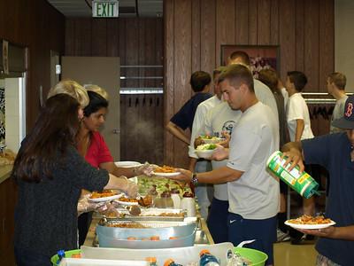 2010 JV - Freshman Team Dinner 018