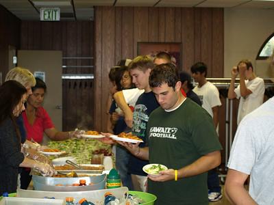 2010 JV - Freshman Team Dinner 013