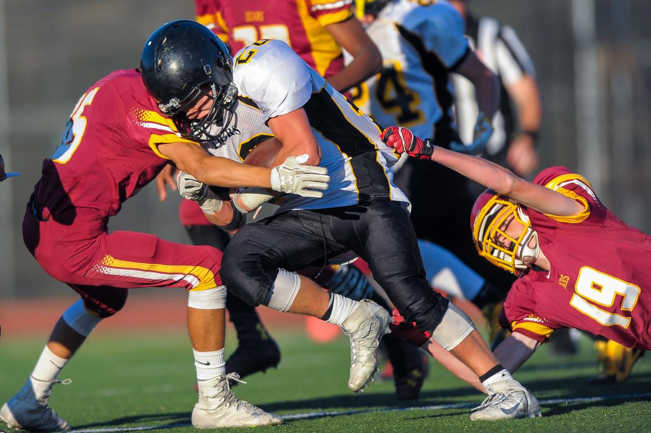 Menlo Atherton JV  Football vs. Terra Nova High School, 2016-09-30.