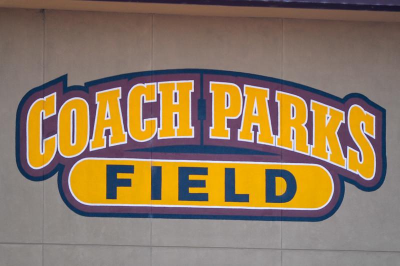 Coach Parks Field