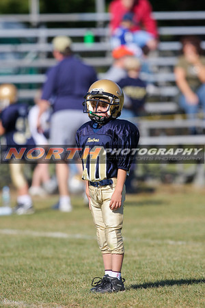 09/30/2007 (7/8 year old) Connetquot vs. Bayport Blue Pt.