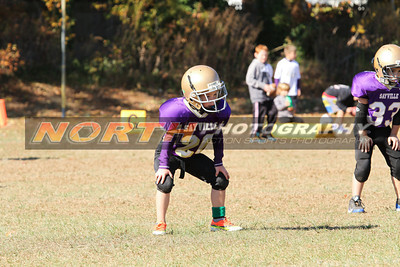 10/26/2013 (5+6 YO) Sayville vs. Sayville Redskins