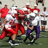 2011 Reserve Football vs. Fairfield (Scrimmage) :