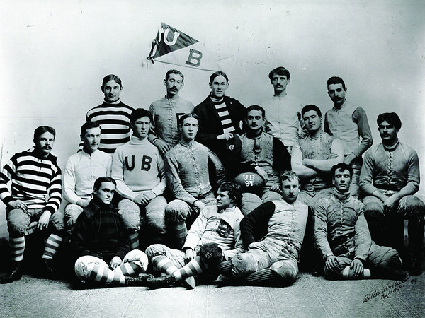 University of Buffalo Football team, 1894