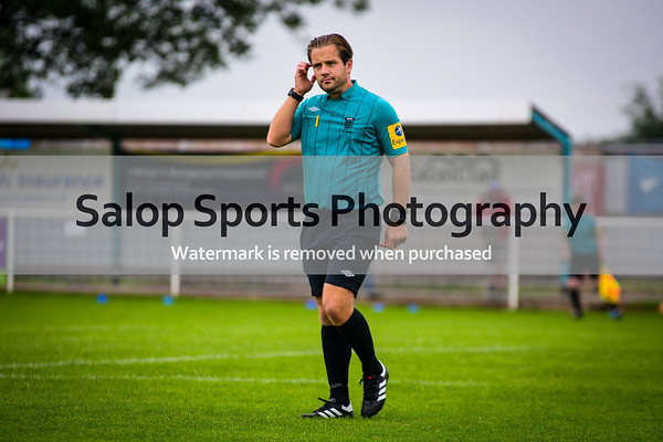 Whitchurch Alport v Eccleshall FC