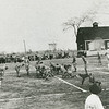First game at Rotary Field. University at Buffalo football. October, 1920?