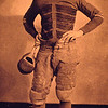 Art Ungerer, Captain of UB Varsity Football team, 1927-1928 season