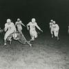 Buffalo halfback Lou Corriere (#33) runs with the ball against Niagara University on September 19, 1947. U.B. won the game 27-14.