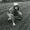 Dom Grossi, University at Buffalo football, 1942.