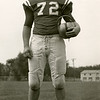 Fran Woidzik, 1957 Little All-American Tackle, University at Buffalo football.