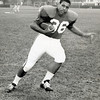 Leeland Jones, fullback, University at Buffalo football, 1966.