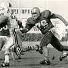 University at Buffalo against UMass, October 3, 1970. Buffalo won 16-13.