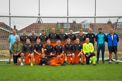 Valley Rovers v Dacian Wolves - SSFL Div 3 Cup Final 20.06.21