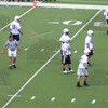 2004 Varsity Football at UC 7-on-7 :