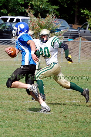 Bishop Brady Varsity Vs. Winnisquam