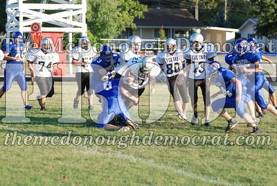 Freshman defeat West Prairie 34-0 09-28-07 007