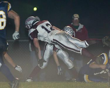 Forks High School vs. Montesano High School, varsity, October 12, 2007