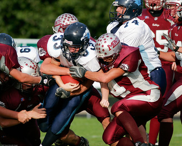 Montesano High School football - jv