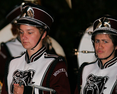 Montesano High School - varsity, vs. Tenino High School - varsity, October 5, 2007